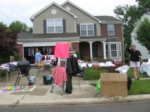 garage-yard-sale-shopping-by-John-Beagle